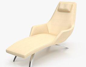 3D Rolf Benz 2000 Chair