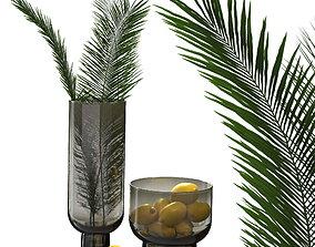 Set of Vases LUCID by BoConcept 3D