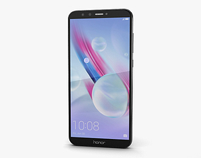 Huawei Honor 9 Lite Black 3D model