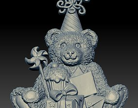 TEDDY BEAR teddy 3D model