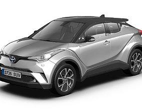 2017 Toyota C-HR 3D