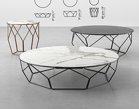 3D model marble Bonaldo Arbor