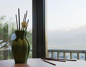 Decorative Vase 3D asset