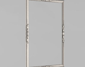 3D print model Frame for a mirror