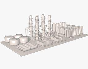 exterior 3D Factory