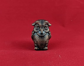 3D printable model Decorative owl