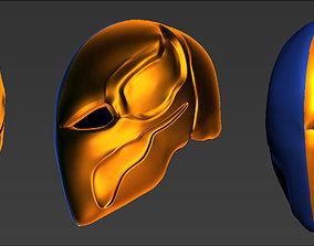 3D printable model Deathstroke Mask