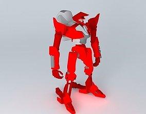 3D guren mk 1 fixed update