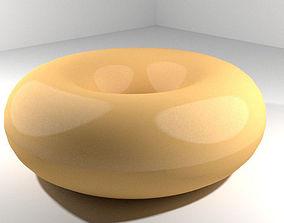 3D model Bread - Bagel