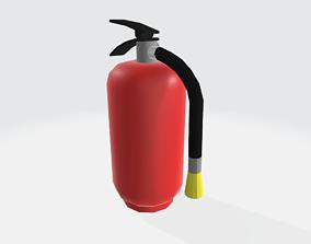 Fire Extinguisher intretior 3D