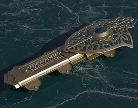 Hidden-blade Assassins Creed Valhalla 3D print model
