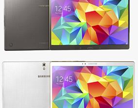 Samsung Galaxy Tab S 10 All Colors 3D