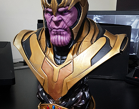Thanos Bust for 3D Print bust