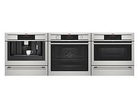 AEG appliances 3D model