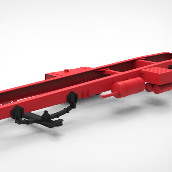 Chassis Truck