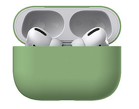 Apple AirPods Pro case 3D model