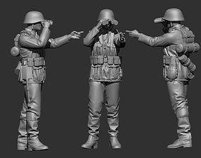 3D print model GermanSoldier WW2