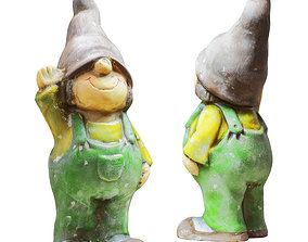 3D model Figurine Garden Gnome