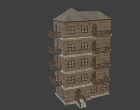 House Model 9 3D asset