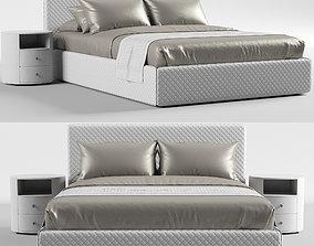 plaid 3D Estetica Vision Nice Bed