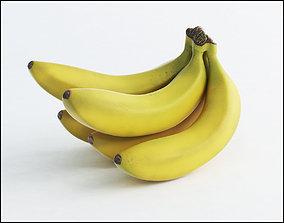bananas 3D