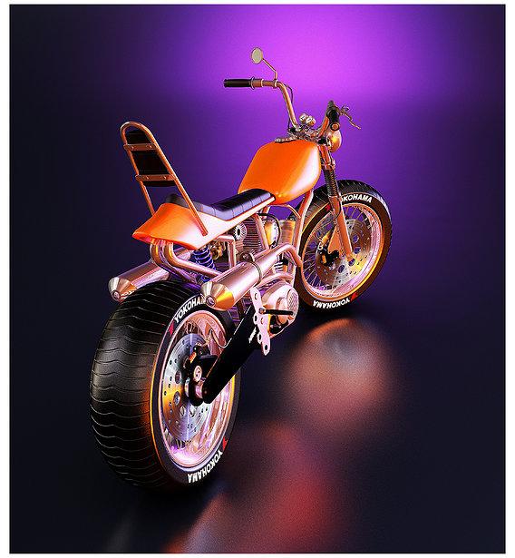 HAWK Bike