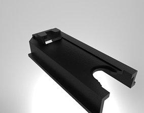 3D print model G3a3 Mag Holder Pasive part