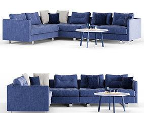 Erik Joergensen EJ 320 Spring Sofa 3D