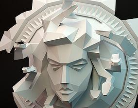 3D model Meduse Gorgona