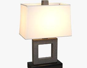 3D model Robert Abbey Doughnut Duncan Table Lamp