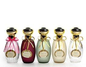 3D Annick Goutal Perfume Set