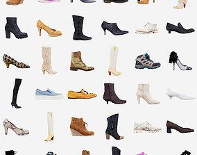 3D model 26 Footwear