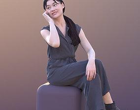 Francine 10361 - Calling Casual Girl 3D model
