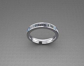 012 - Ladie Ring 3D print model