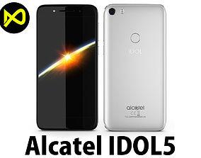 3D Alcatel Idol 5