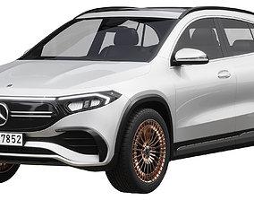 Mercedes-Benz EQA 2022 3D