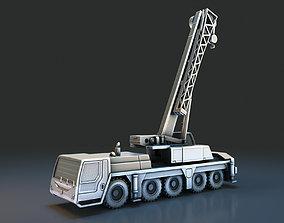 3D print model Crane loader