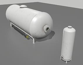 Industrial Tank 5 3D model
