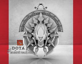 Dota2 Blood-Seeker pendant 3D print model