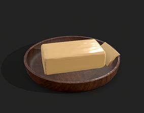 Butter Plate 3D model