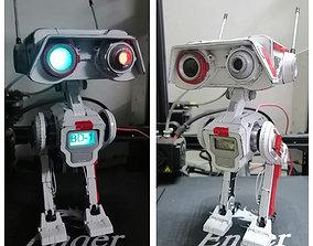 3D print model JFO BD-1 Star Wars - Pro version