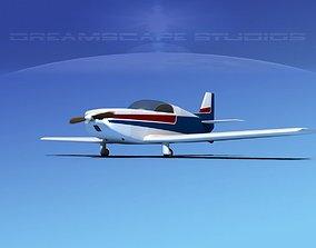 3D model Ken Rand KR-2 V14