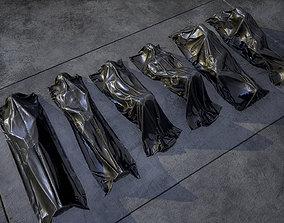Bodybags Pbr 3D asset