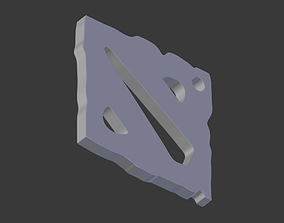 Dota2 Trinket 3D print model