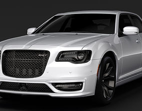 Chrysler 300 SRT LX2 2018 3D