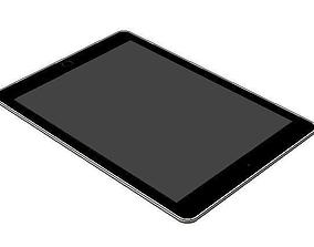 3D asset iPad pro