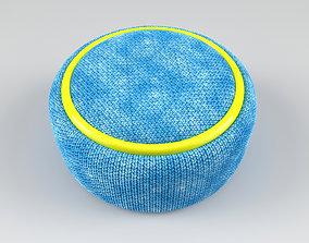 PBR fabric texture 3D model