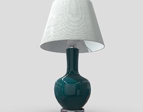 3D asset Table Lamp 2