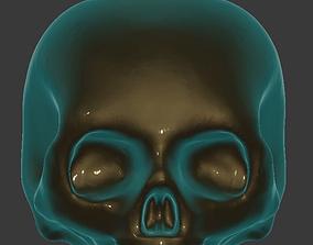 miniatures Skull 3D printable model