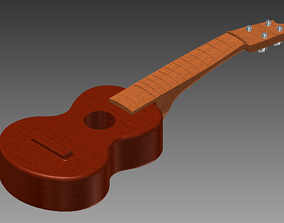 3D print model Ukulele Full Size